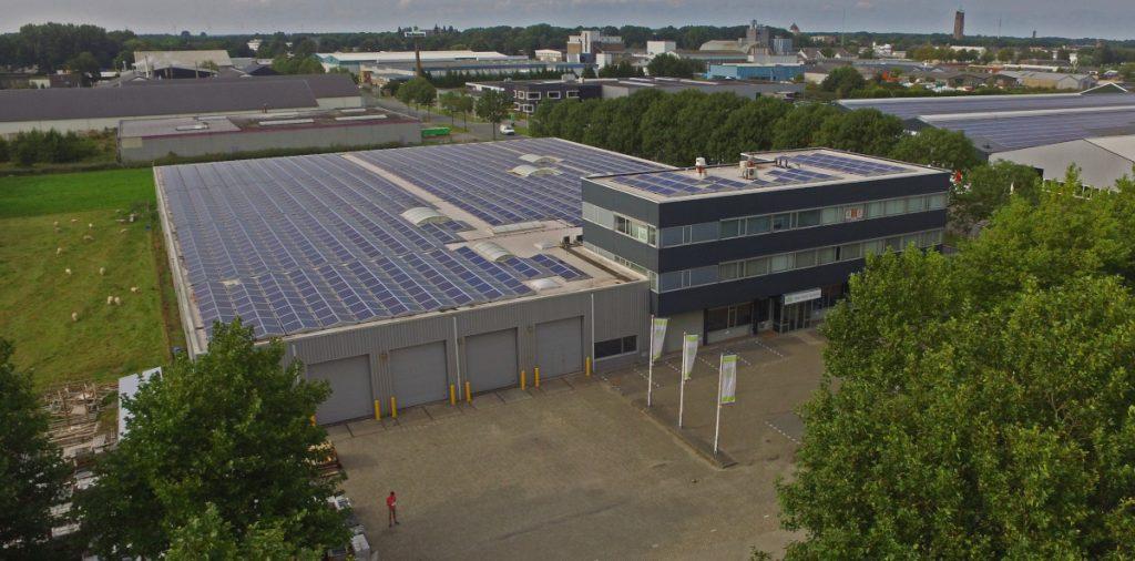 Next Door Systems Dutch Headquarters